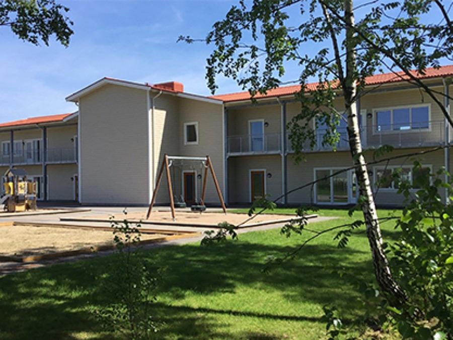 Ny kommunal förskola öppnar i Hemmeslöv