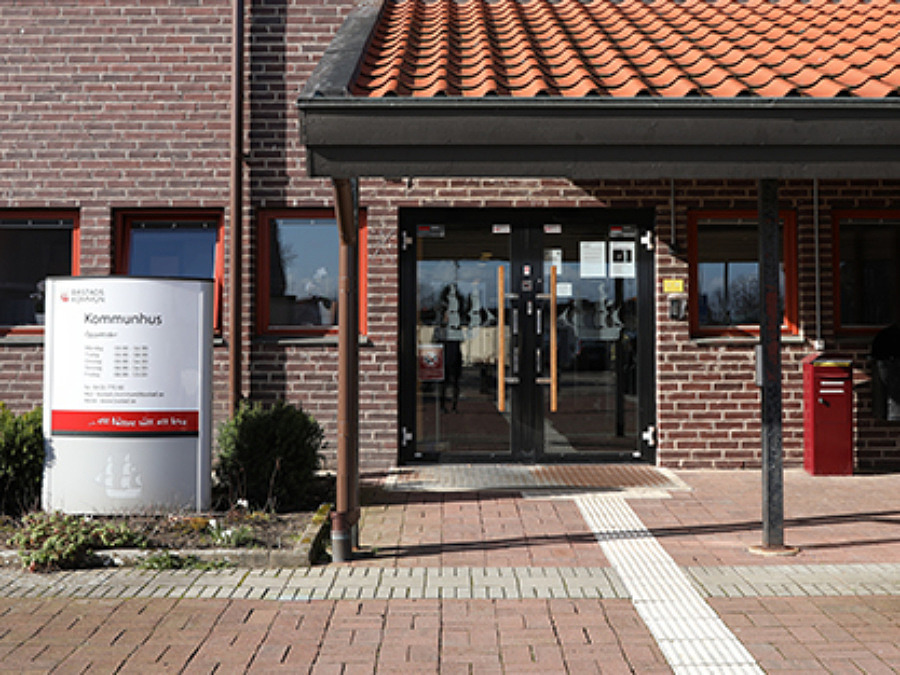 Kundcenter öppnar för besök i kommunhuset